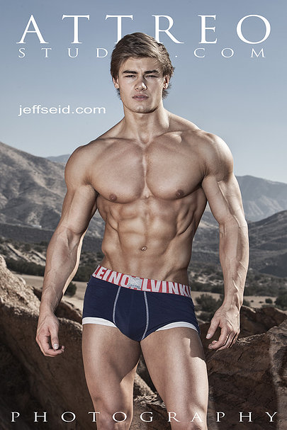 Jeff Seid by Christian Del Rosario