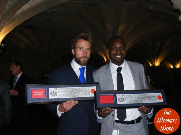 dwayne-fields-explorer-adventurer-ben-fogle-the-freedom-of-the-city-of-london-award-2013