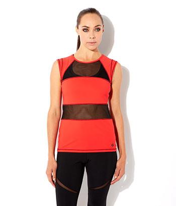 gymluxe-british-female-sportswear-power-mesh-t-shirt-coral-red