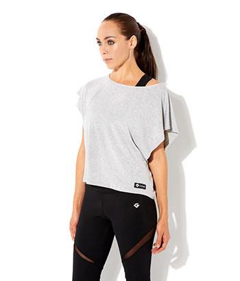 gymluxe-british-female-sportwear-cropped-drape-t-shirt-grey