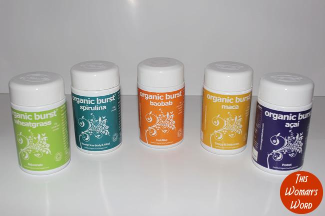 organic-burst-review-maca-acai-berries-spirulina-wheatgrass-baobab-superfoods