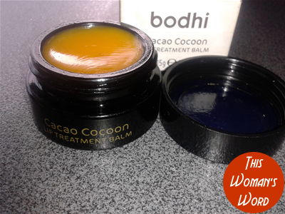 bodhi-skincare-cacao-cocoon-lip-treatment-balm-green-beauty-review