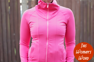 brooks-blogger-glycerin-jacket-II-review-slim-fit-oversized-neck-womens-fitness-sportswear