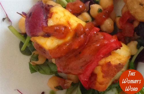 best-vegetarian-restaurant-contender-the-gate-restaurant-hammersmith-branch-halloumi-kibi-starter