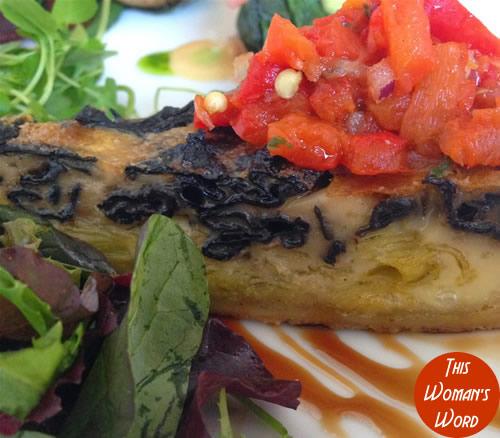 best-vegetarian-restaurant-contender-the-gate-restaurant-hammersmith-branch-leek-trompette-and-stilton-tart