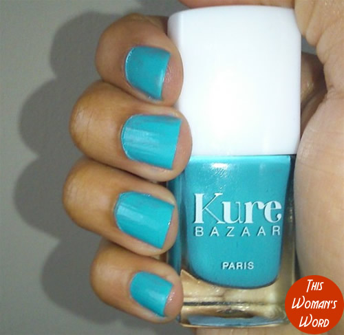 kure-bazaar-best-4-free-nail-lacquer-brand-ss14-blue-hues-collection-turkoise-swatch