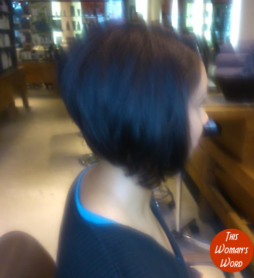 spa-haircut-experience-at-gina-conway-aveda-hair-salon-and-spa-wesbourne-grove-spa-haircut-graduation-bob-from-the-side