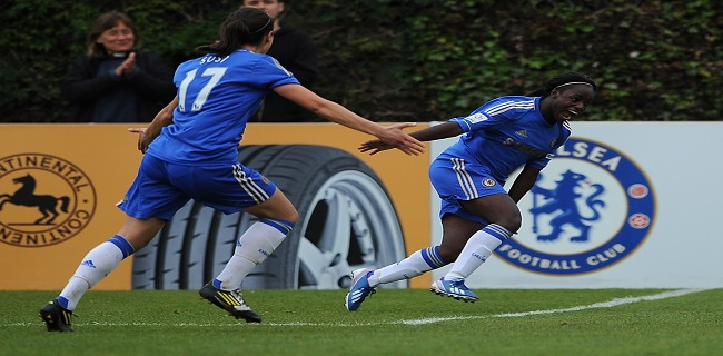 Chelsea Ladies FC v Liverpool Ladies FC - The FA WSL