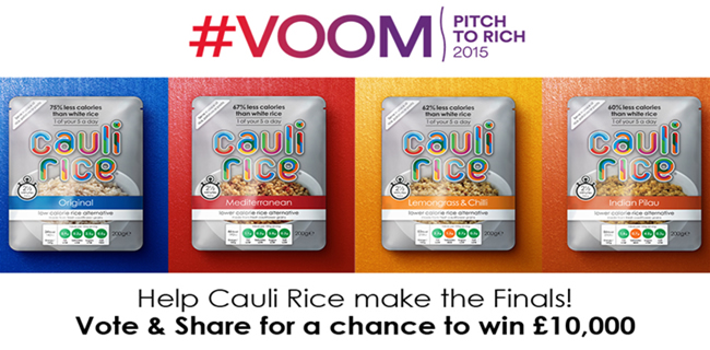 Cauli Rice Prize