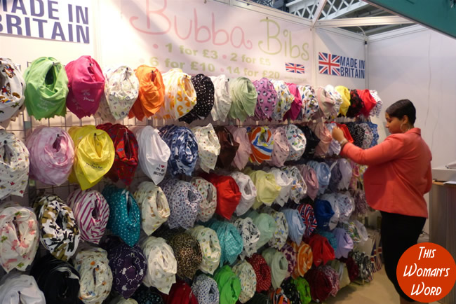 the-baby-show-kensington-olympia-2015-top-10-stands-to-check-out-bubba-bibs