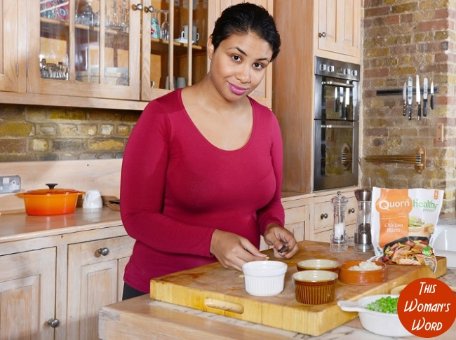 cooking-with-quorn-ambassador-jessie-pavelka-a-curry-inspired-dish
