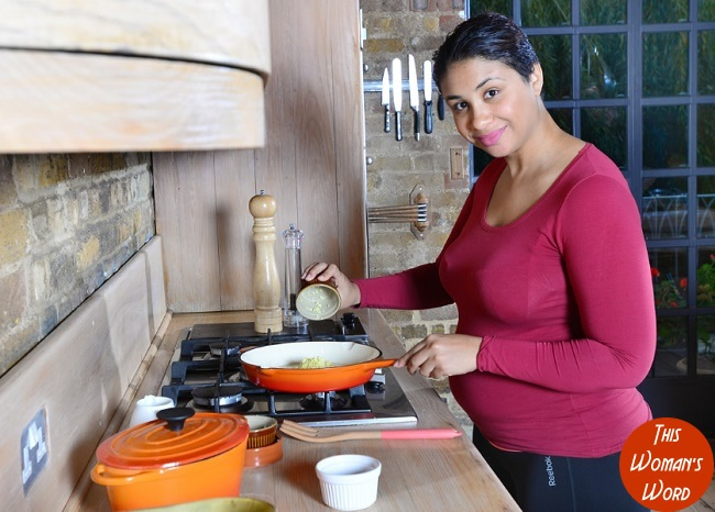 cooking-with-quorn-ambassador-jessie-pavelka-post-work-out-meal-durban-curry