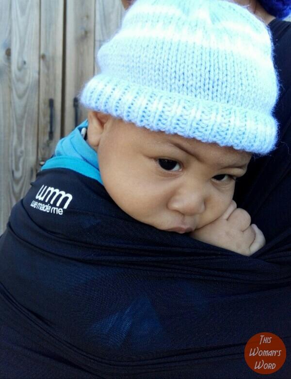 babywearing-with-we-made-me-wuti-wrap-morning-walks