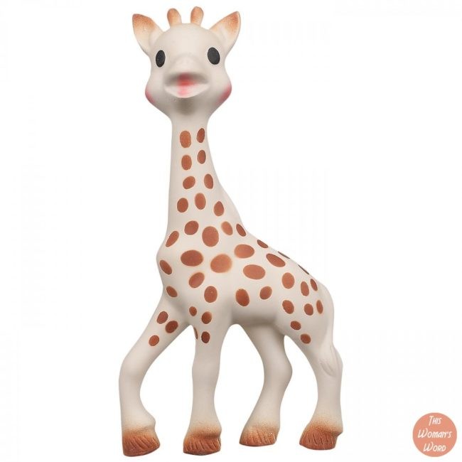 top-10-gift-ideas-for-babies-and-toddlers-educational-toys-weaning-edition-sophie-the-giraffe-teether