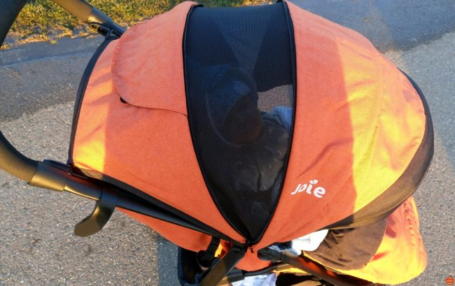 joie-litetrax-4-review-a-full-featured-and-extremely-affordable-pushchair-side-view-of-mesh-window