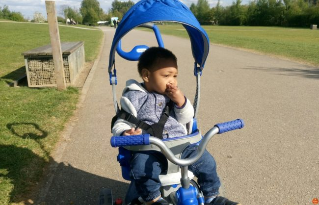 living-arrows-week-17-2017-beginning-to-play-and-interact-with-others-little-tikes-trike-nakd-bars