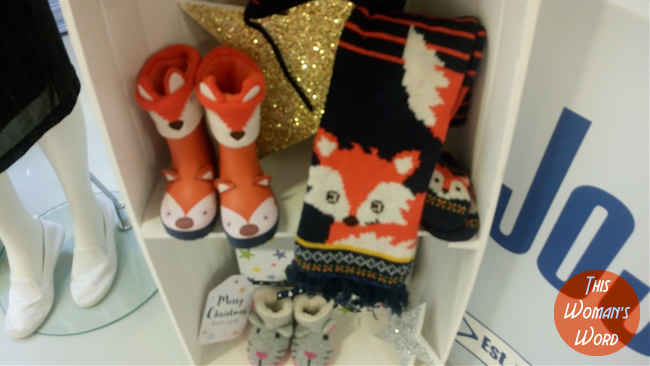 an-overview-of-christmas-in-july-event-favourite-stands-jo-maman-bebe-fox-scarf-and-wellingtons-set