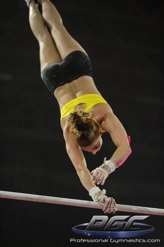 Introducing Lisa Mason - A Great British Olympic Gymnast - This